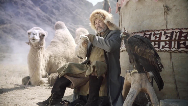 BBC, Томас и Люси Аткинсон в Казахстане